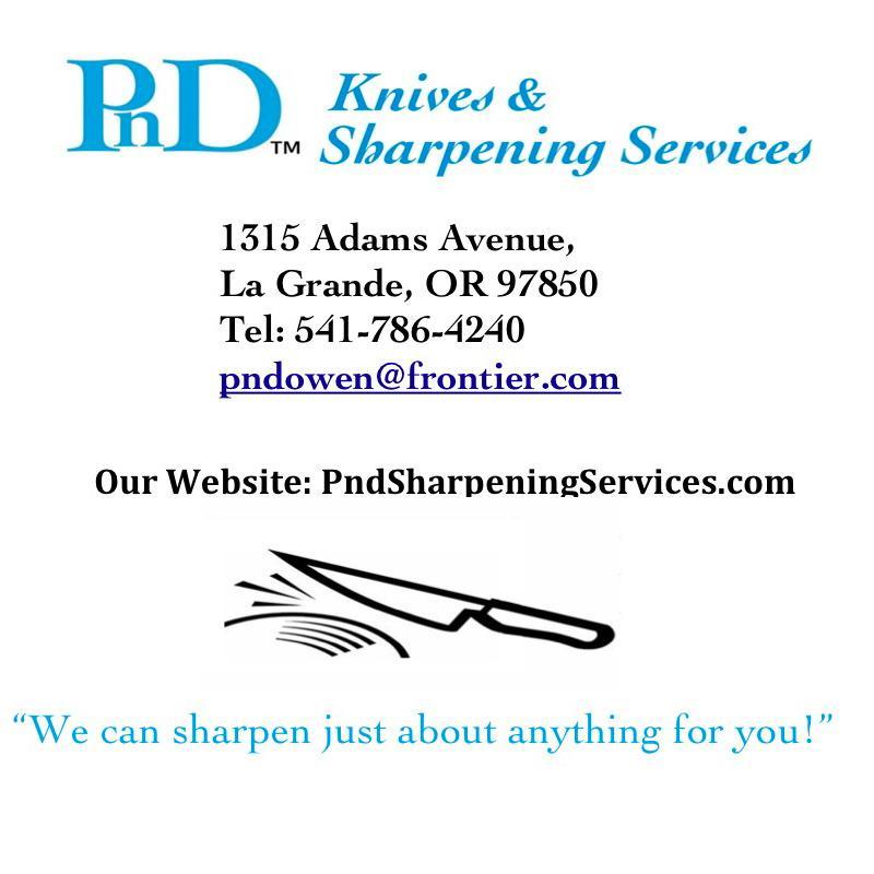 Pnd Knives & Sharpening Services
