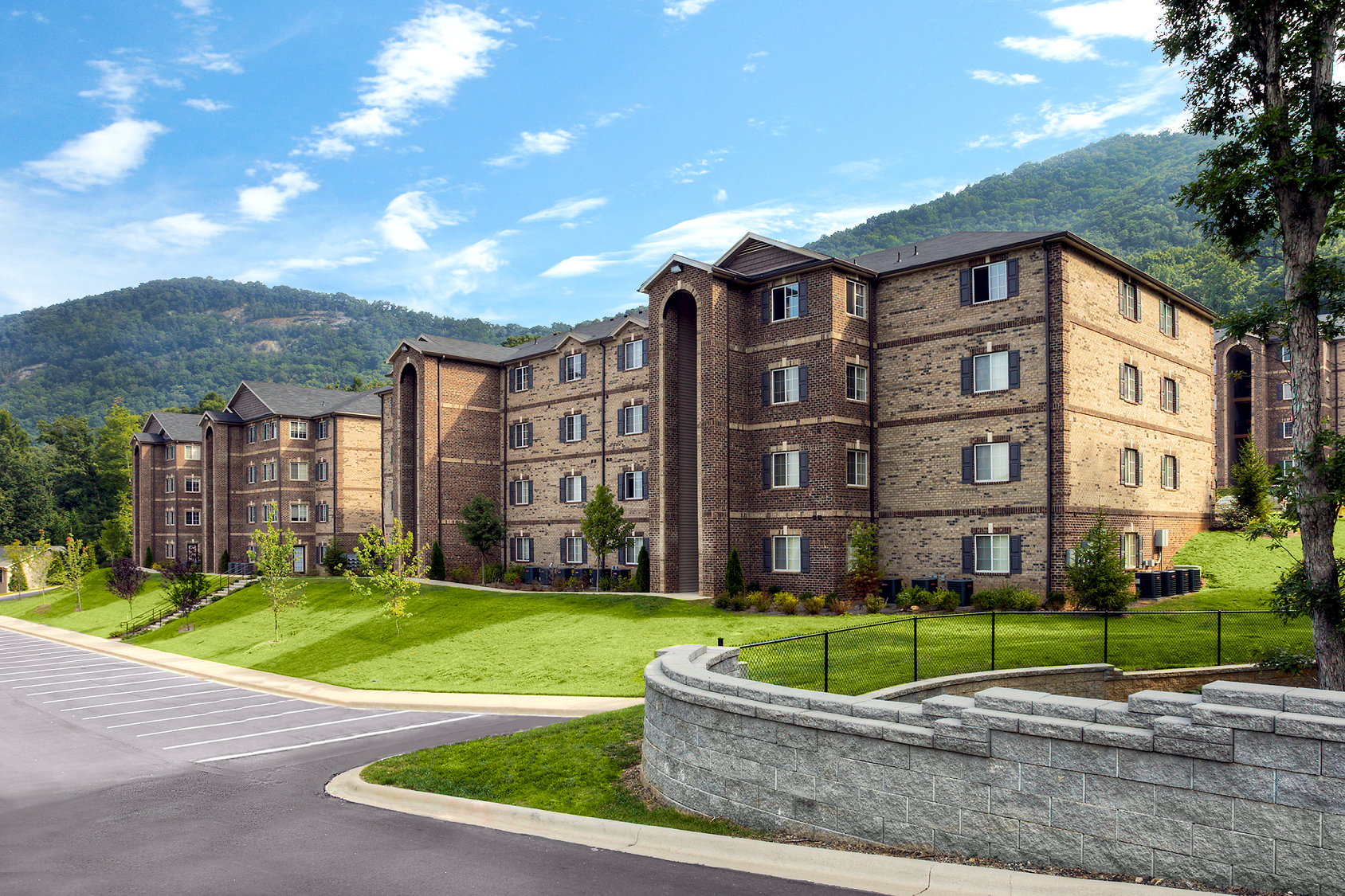 Berrington Village Apartments