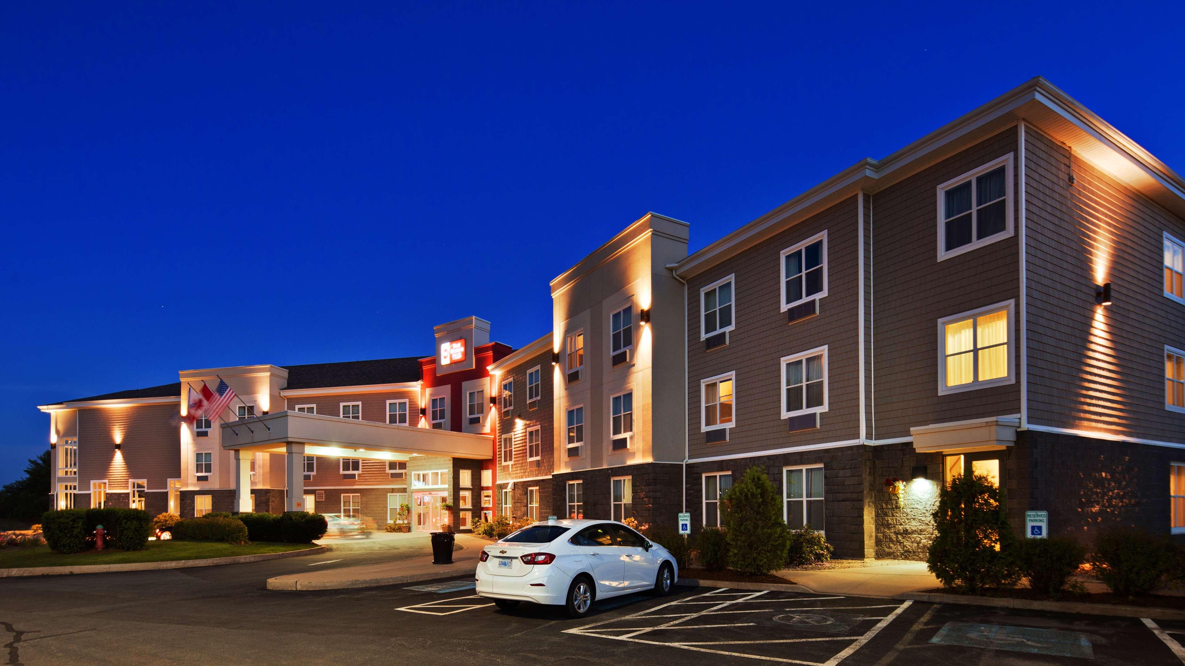 Best Western Plus Bridgewater Hotel And Convention Centre