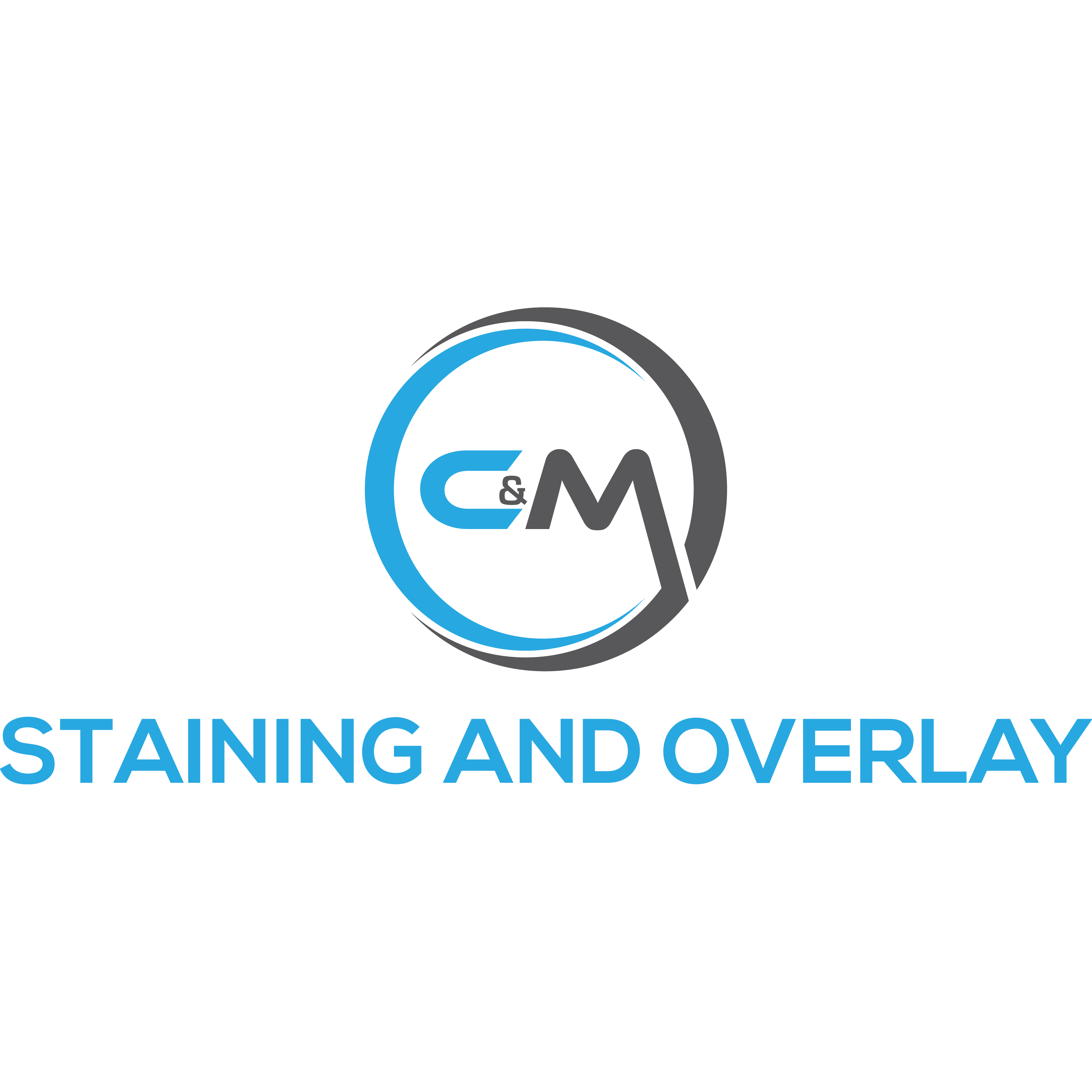 C & M Staining and Overlay