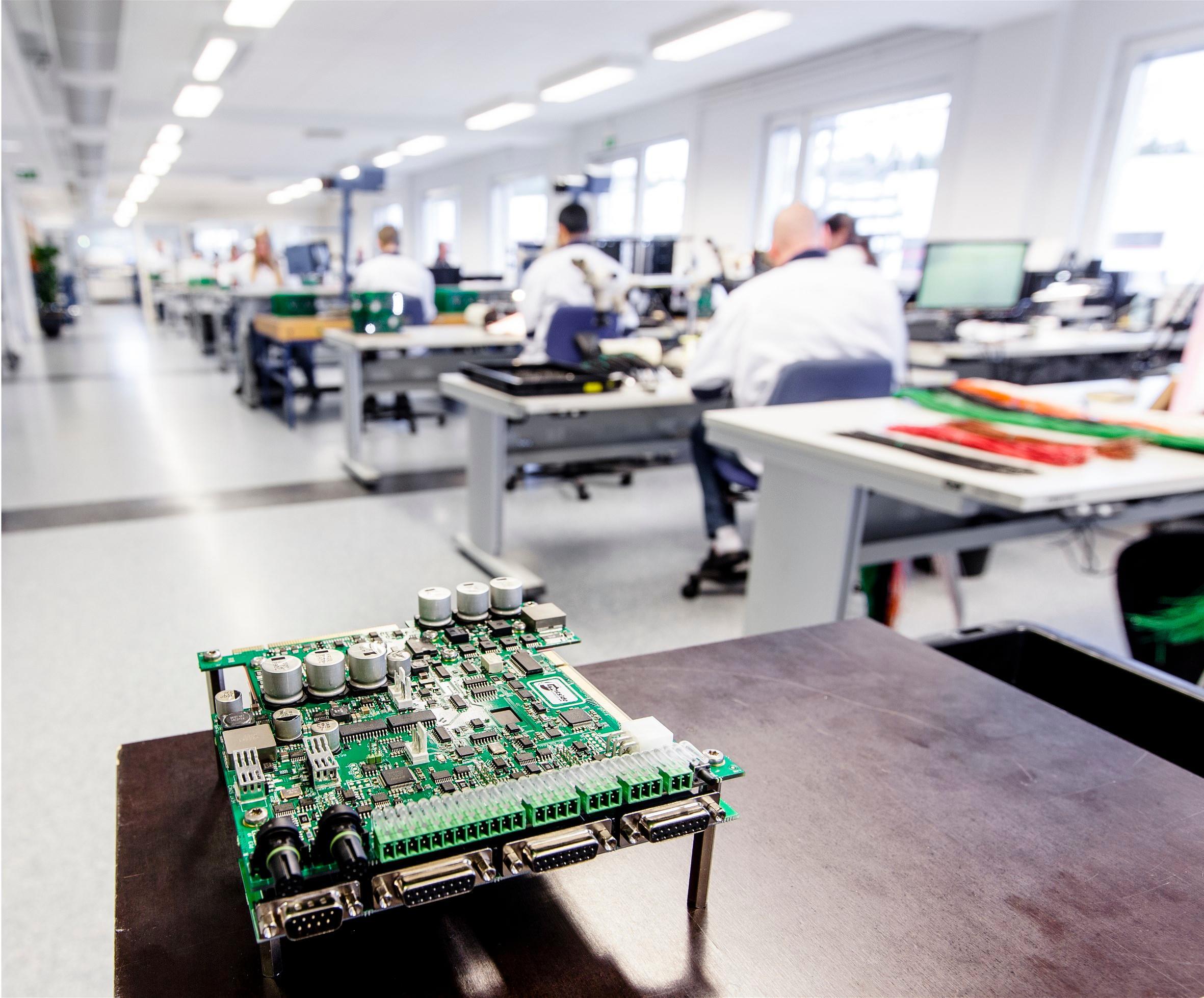 FRONTSIDE Electronics AB