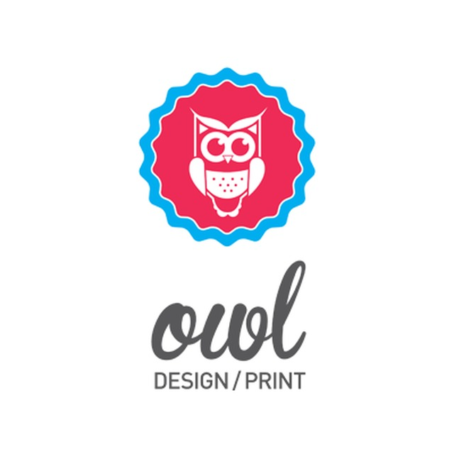 Owl Design and Print