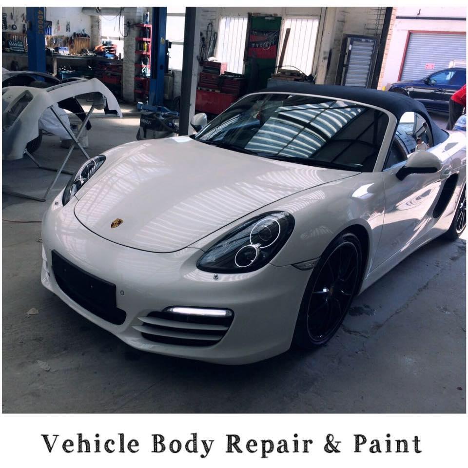 Queensway Body Repair Ltd