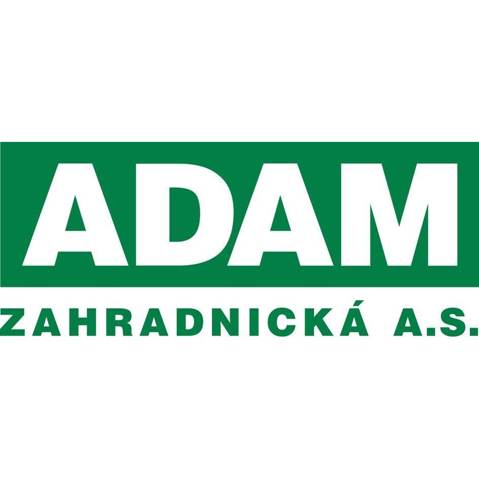 ADAM - zahradnická a.s. Logo