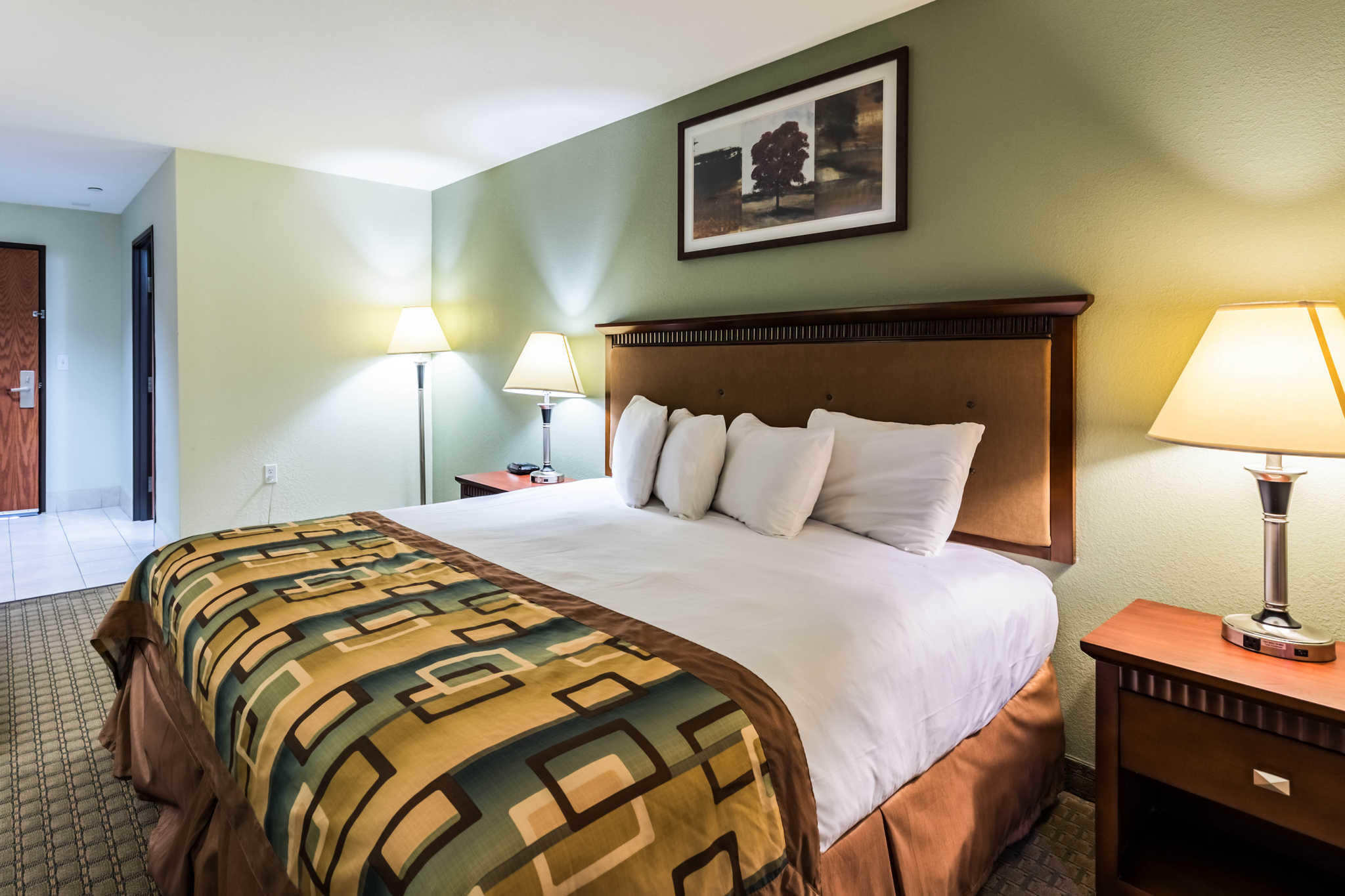Suburban Extended Stay Hotel  Beaumont Texas  Tx