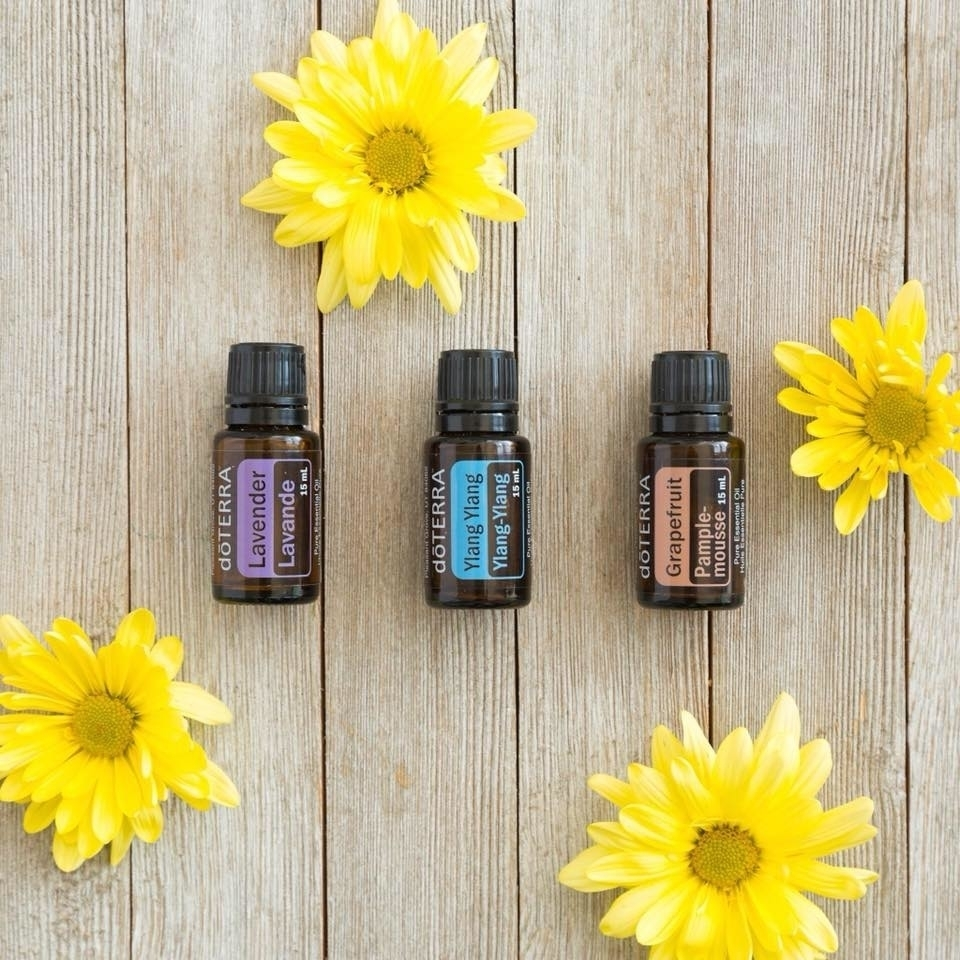 Huiles Essentielles doTERRA with Mia Montreal (514)883-2244