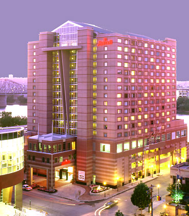 Hotels Downtown Cincinnati Near Paul Brown Stadium