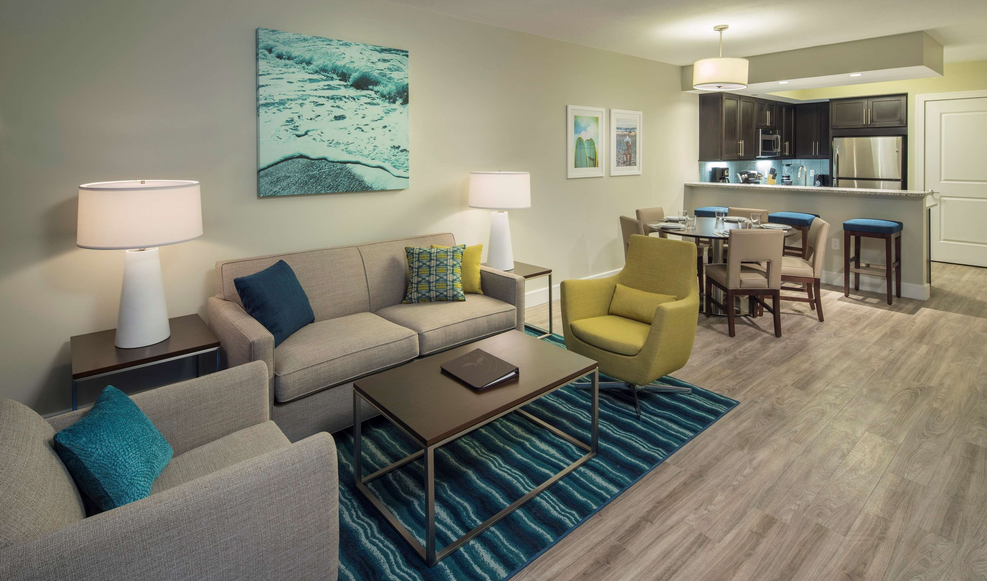 Ocean 22 by hilton grand vacations myrtle beach south - Two bedroom suites myrtle beach sc ...
