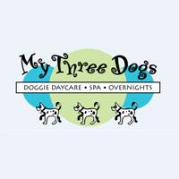 My Three Dogs