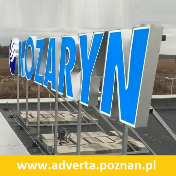 REKLAMY ŚWIETLNE Adverta Poznań