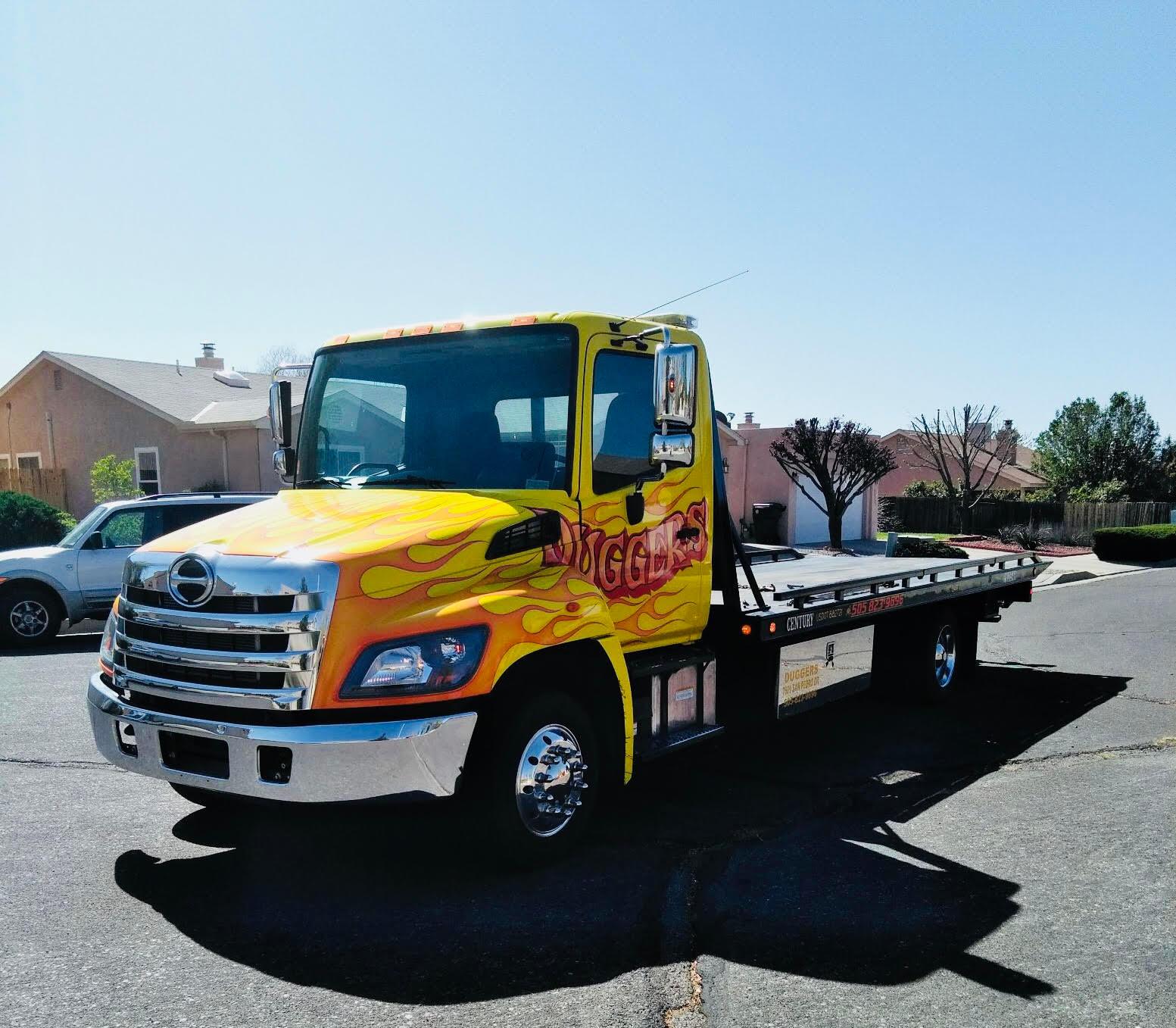 Dugger S Emergency Road Service Phoenix Arizona Az