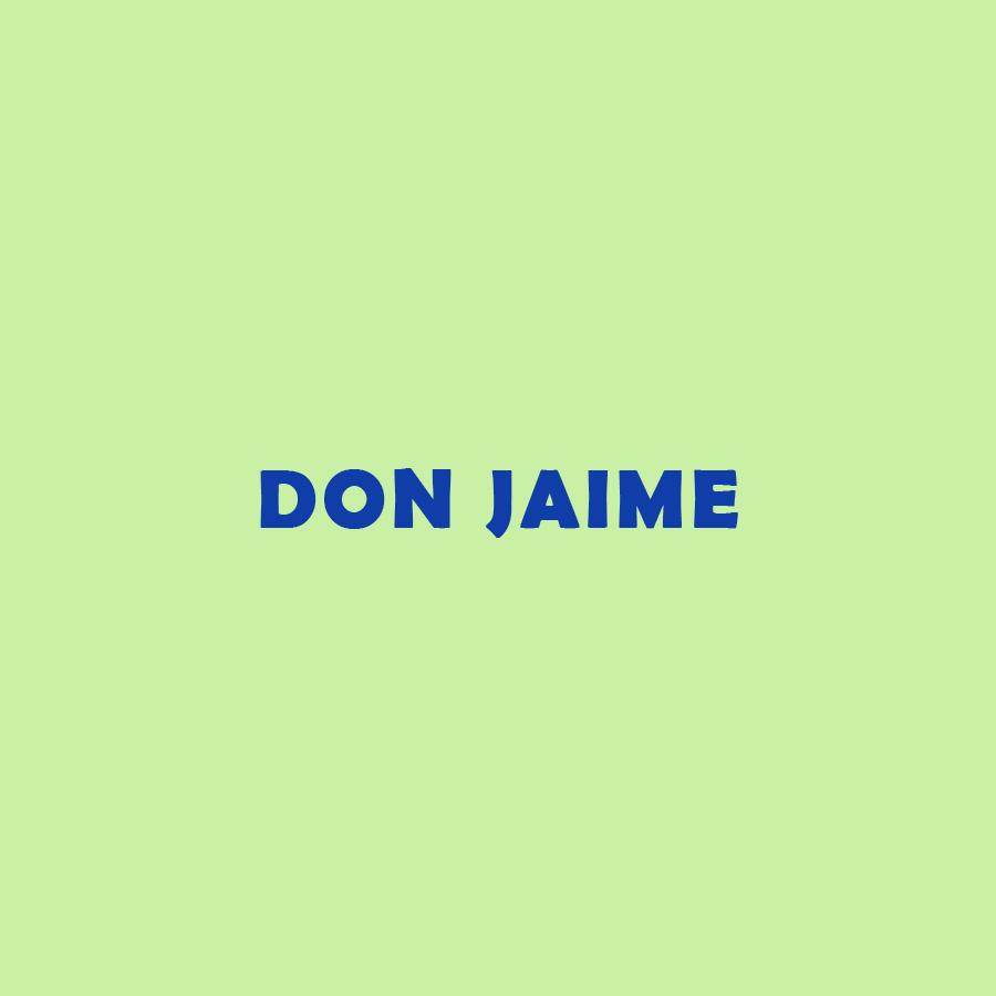DON JAIME