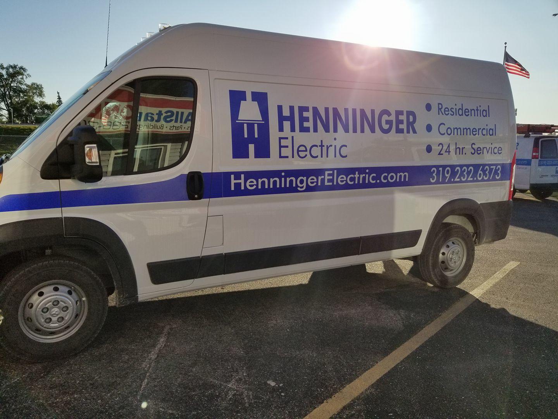 Henninger Electric Waterloo Iowa Ia Localdatabase Com
