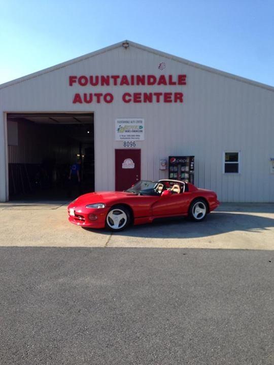 Fountaindale Auto Center image 1