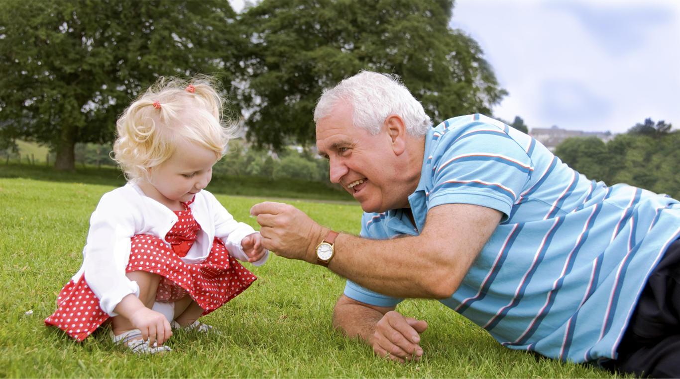 Картинки про внучек
