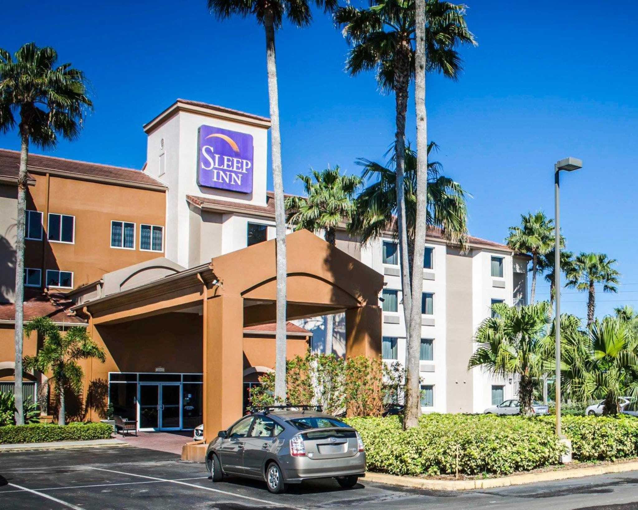 Sleep Inn Near Busch Gardens - Usf  Tampa Florida  Fl
