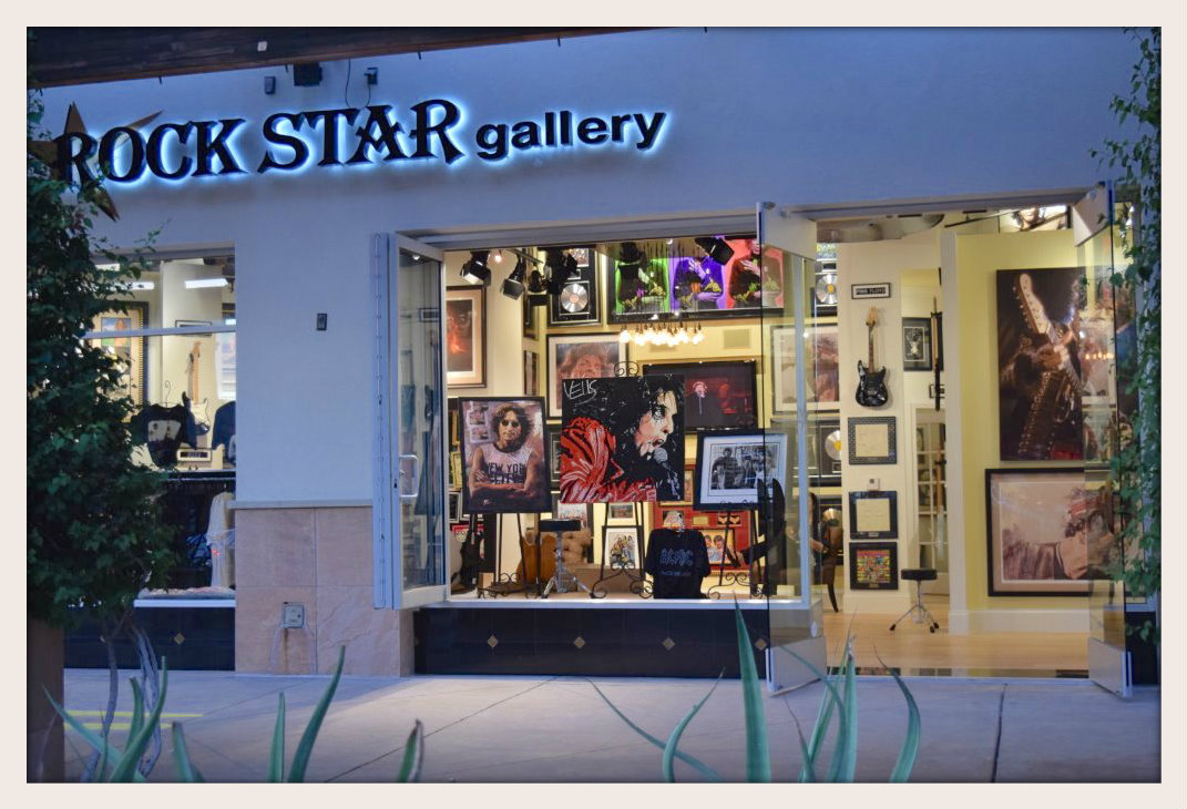 ROCK STAR gallery