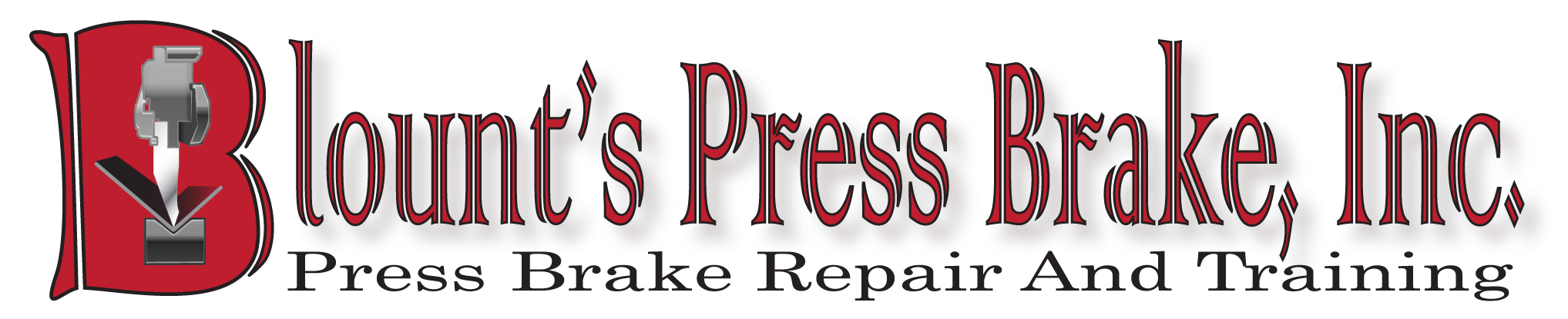 Blount's Press Brake, Inc. -  Repair & Training