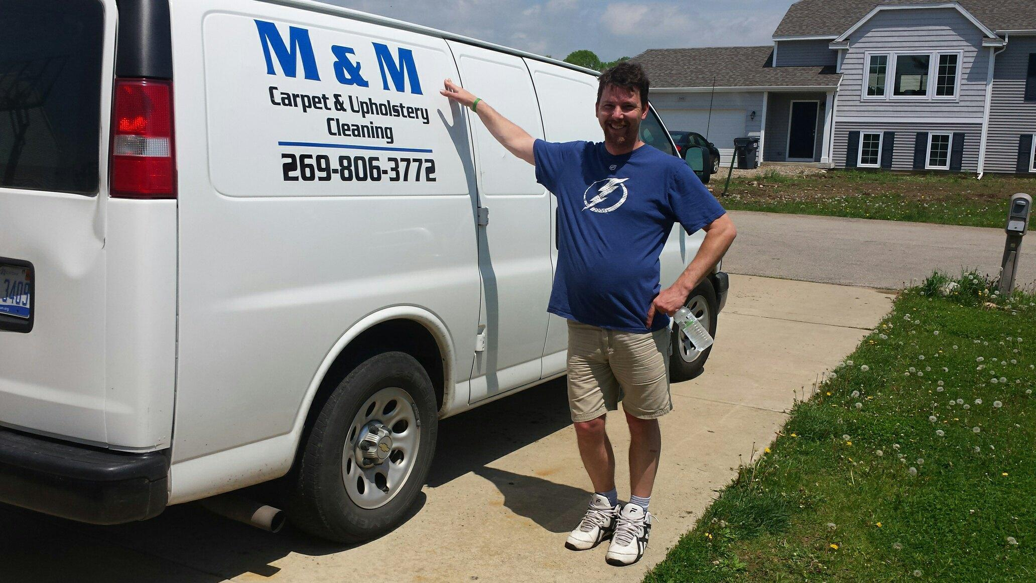 M&M Carpet And Upholstery Cleaning