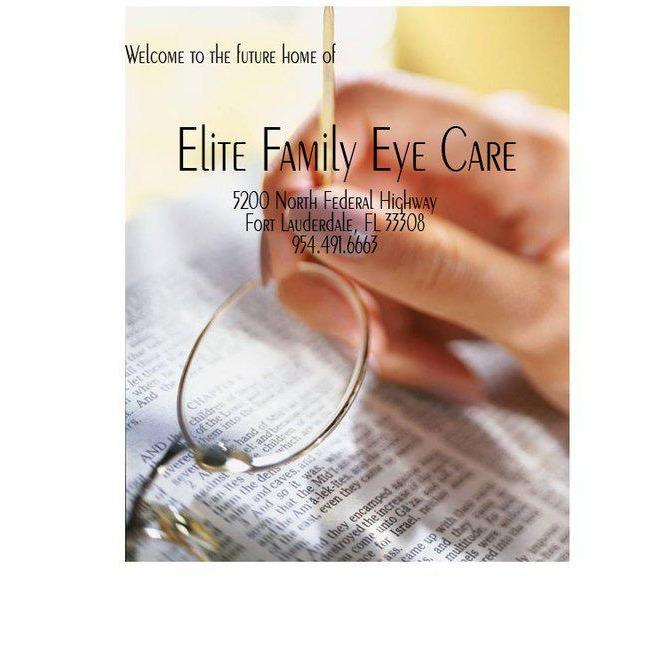 Elite Family Eye Care - Ft. Lauderdale, FL 33308 - (954)491-6663   ShowMeLocal.com