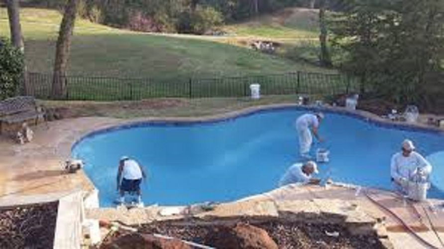 M m pools and spas llc in edmond ok swimming pool for Swimming pool dealers