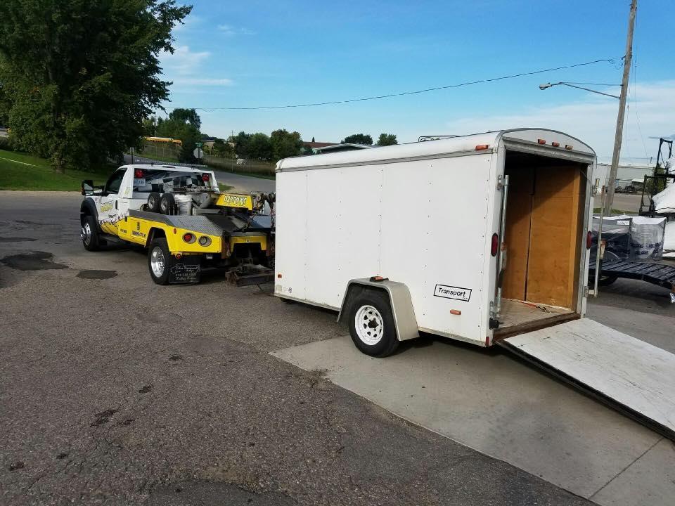Towing Traverse City Michigan