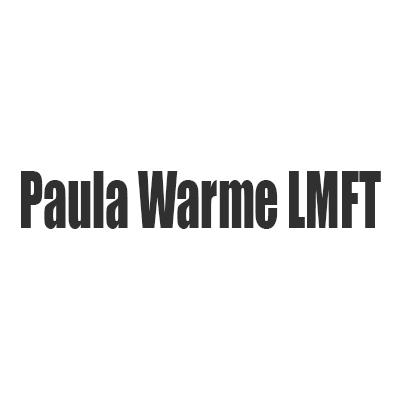 Warme Paula LMFT