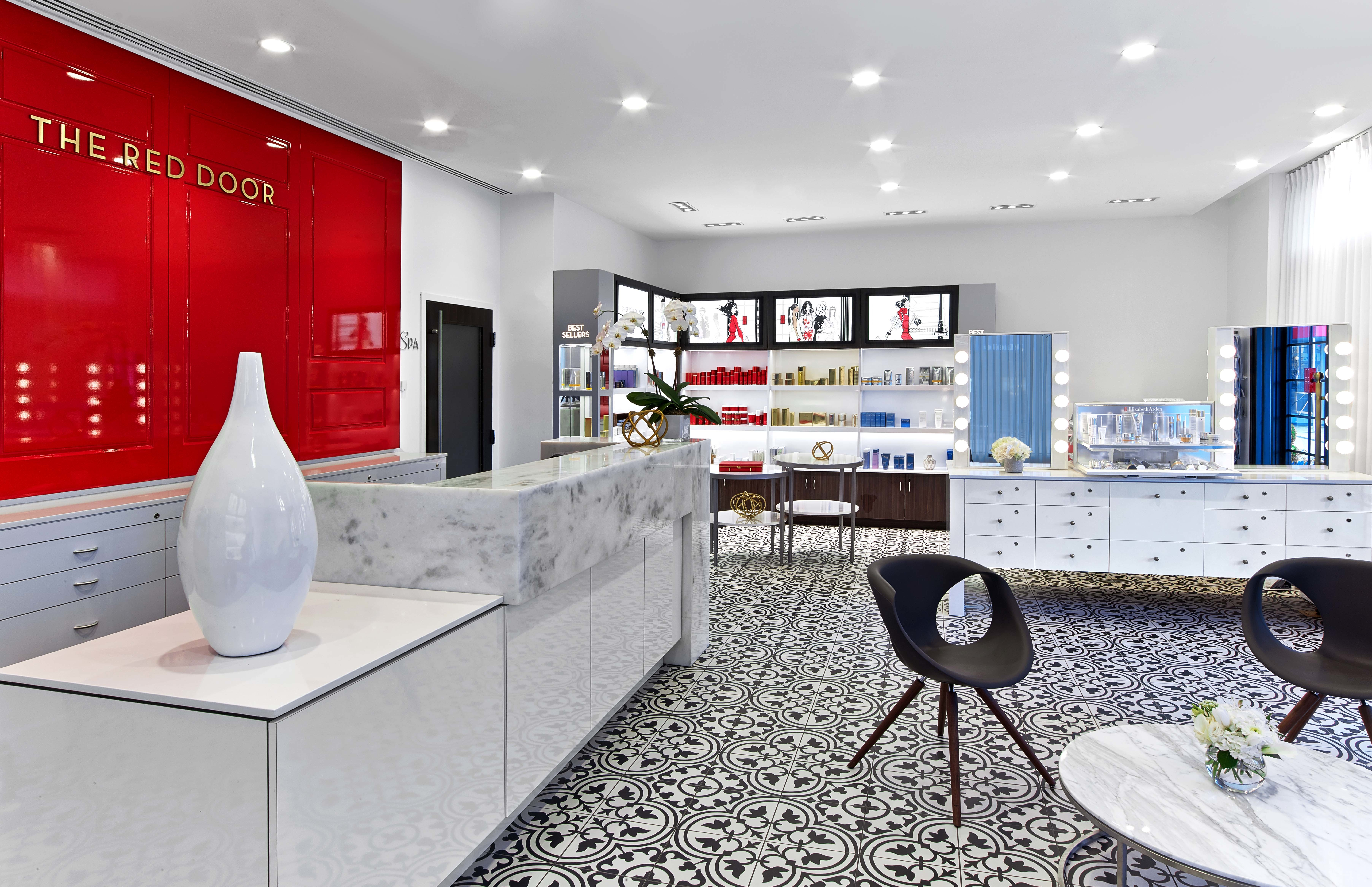 The Red Door Salon Amp Spa In Vienna Va 22182