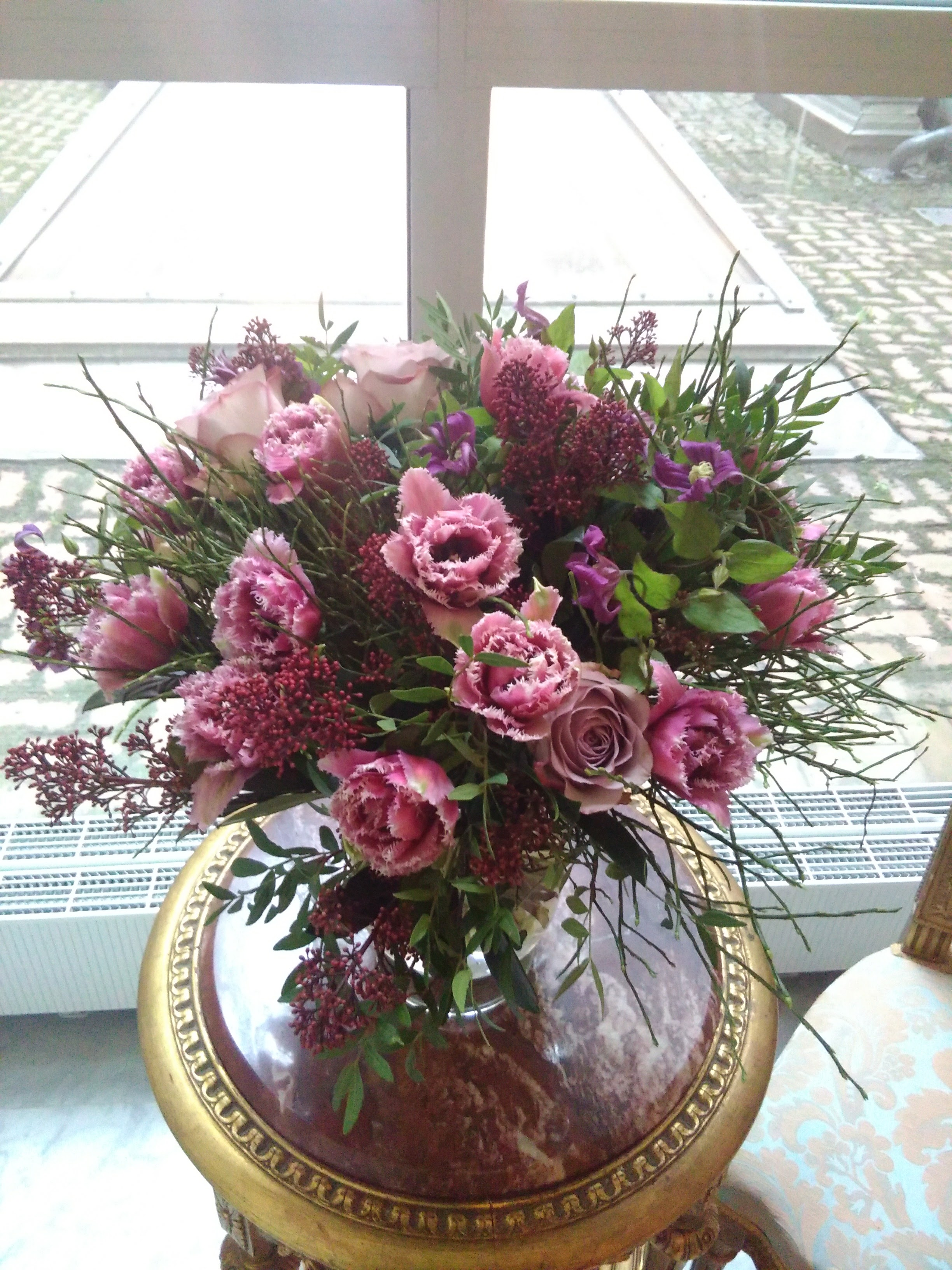 Stöde Blomster