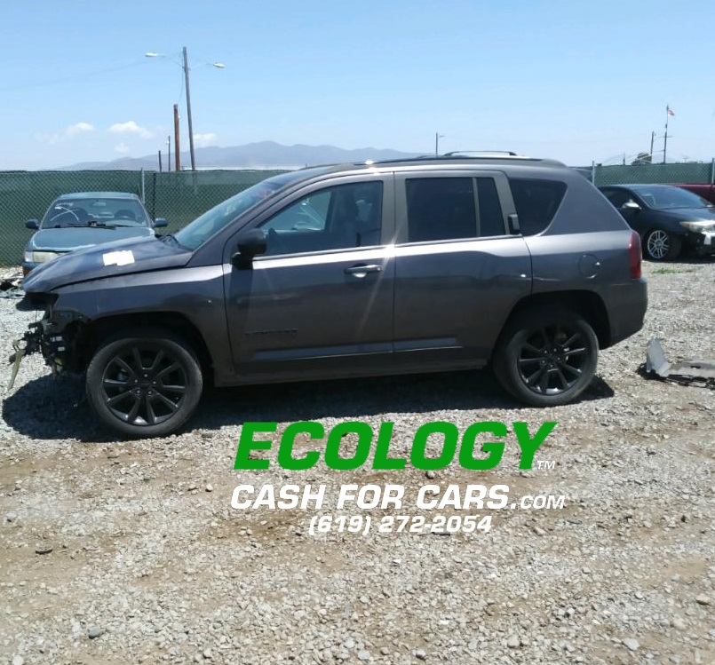 ECOLOGY CASH FOR CARS  Serving All San Diego, CA (619) 272-2054 www.EcologyCashForCars.com