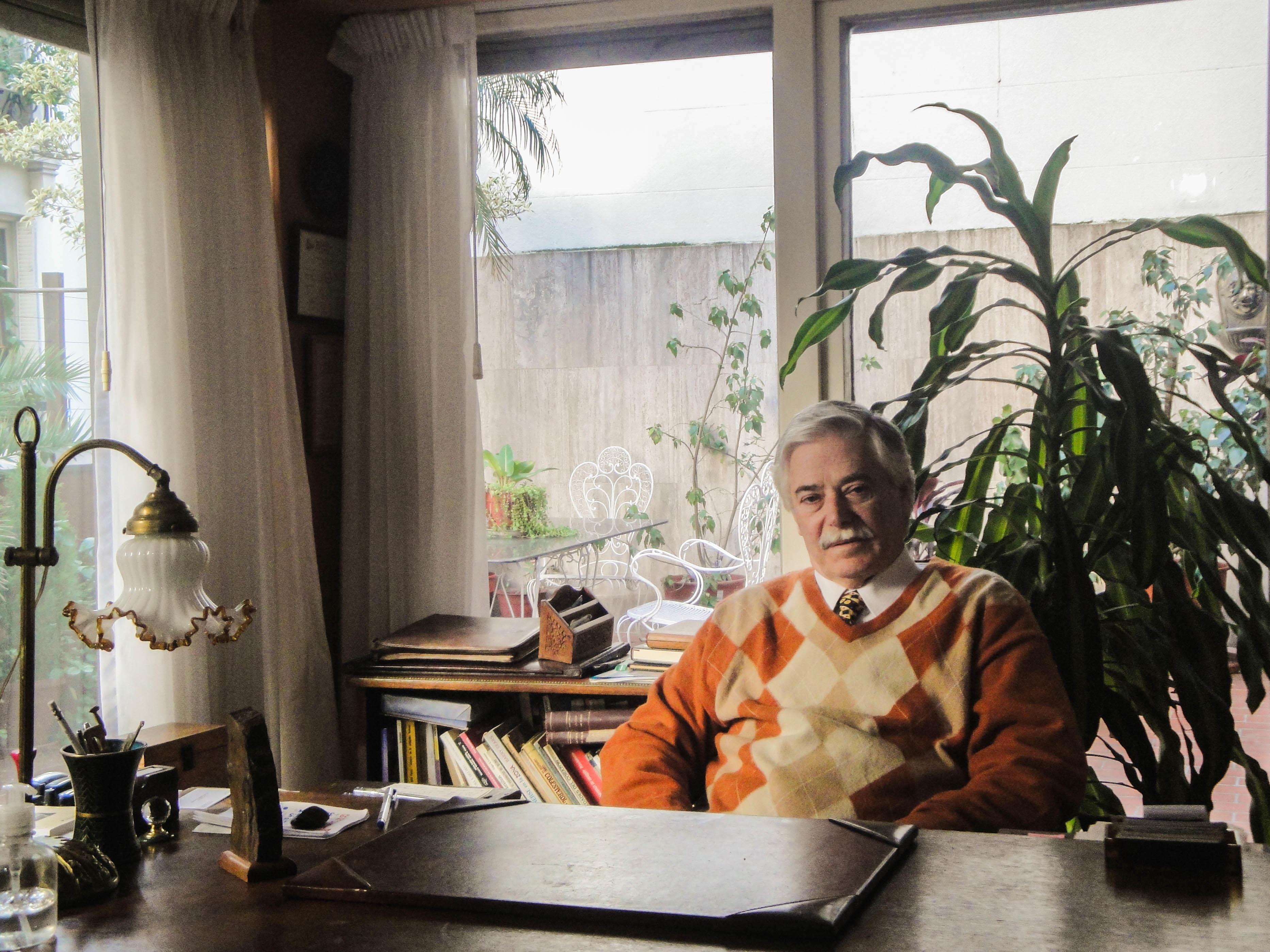 Dr. en psicologia clinica Guillermo Sacca