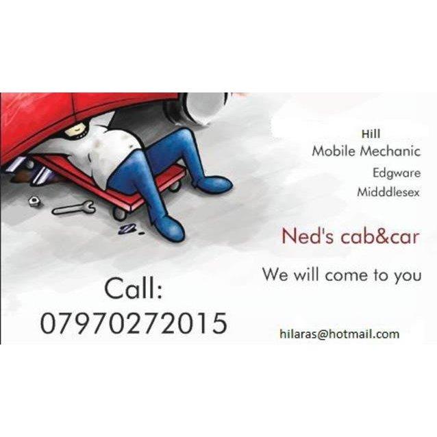 Ned's Cab&car - Edgware, London HA8 6NZ - 07970 272015   ShowMeLocal.com