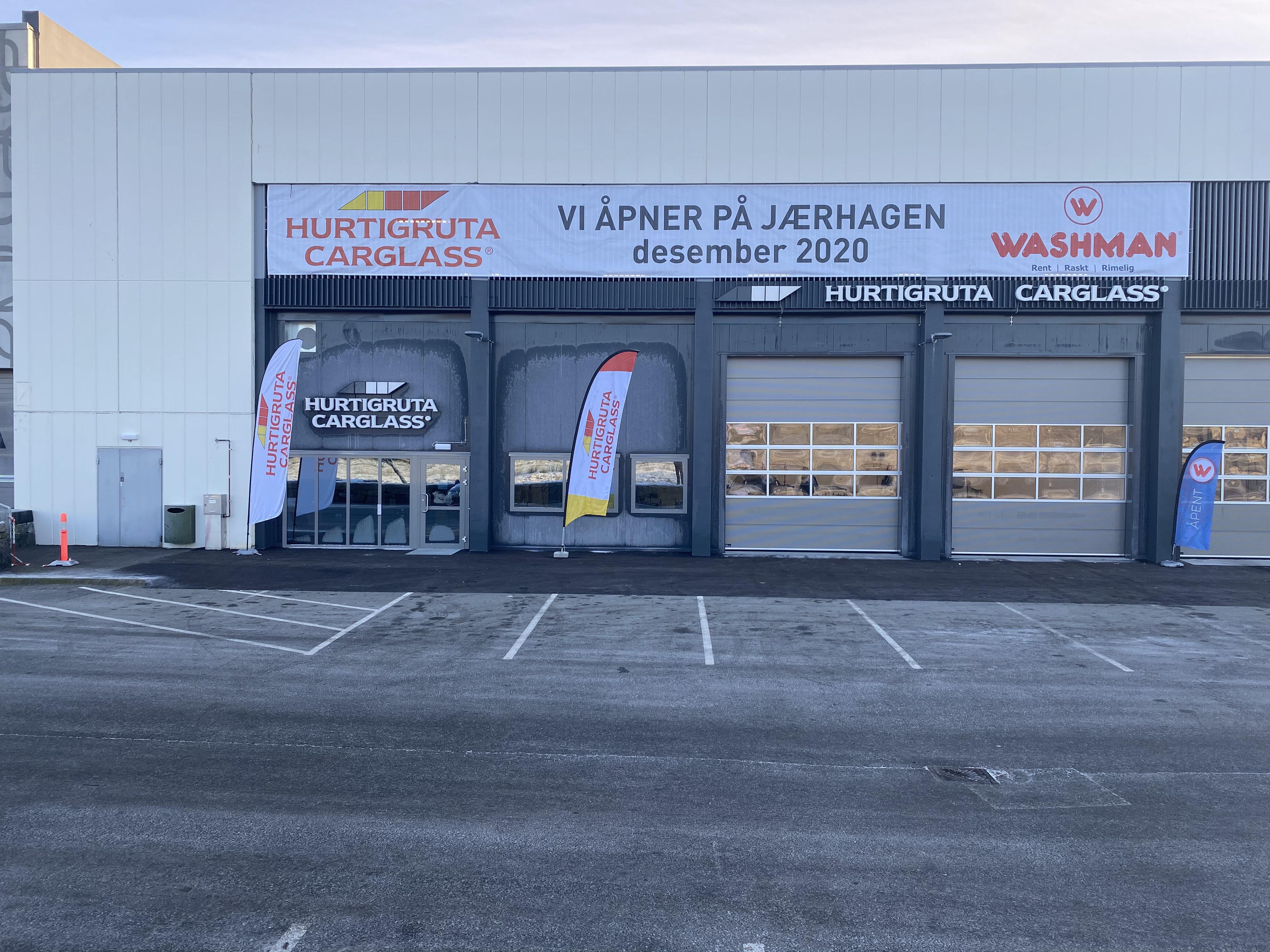 Hurtigruta Carglass® Jærhagen