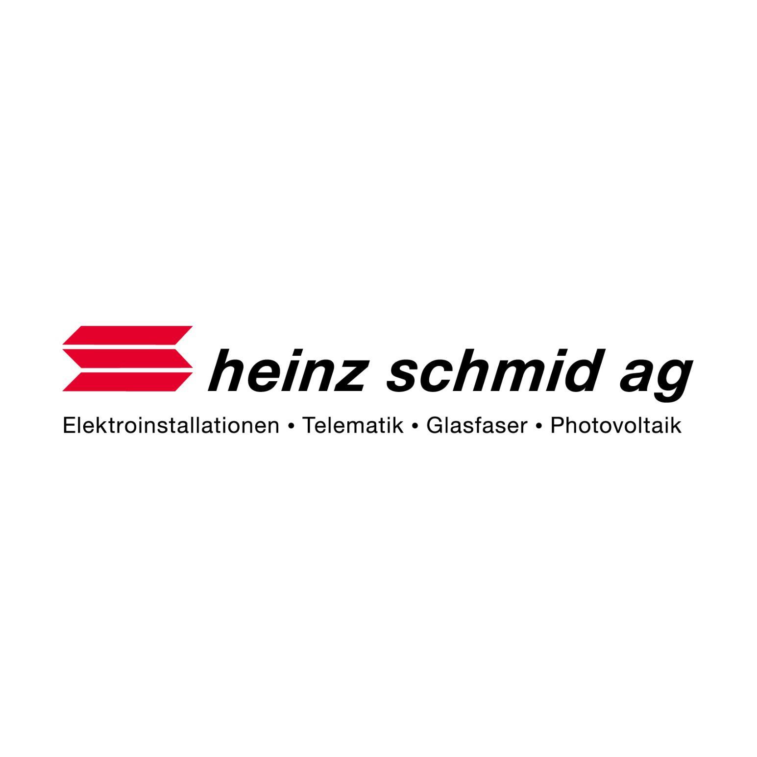 Heinz Schmid AG Elektro-Anlagen