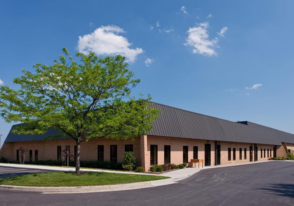 Merritt Properties - Pulaski Business Park 4