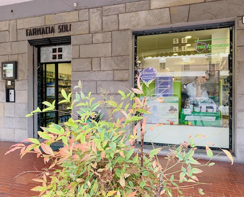 Farmacia Soli della Croce di Casalecchio
