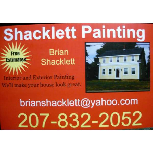 Brian Shacklett Painting