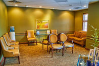 Lobby @ Carmel Cosmetic and Plastic Surgeons   Indianapolis, IN