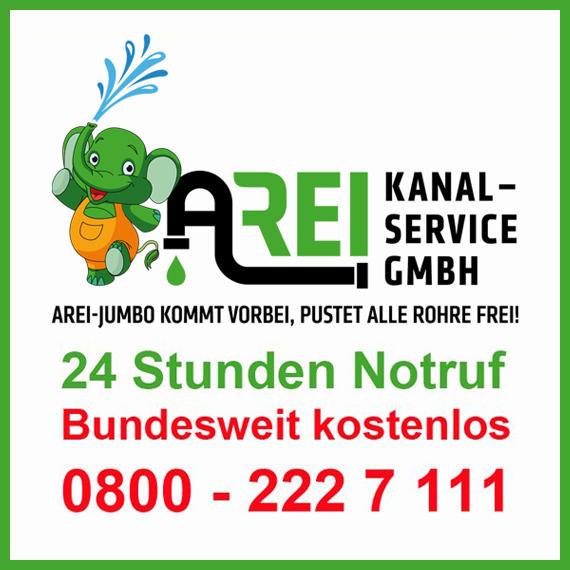 Bild zu AREI Kanal-Service GmbH in Dortmund