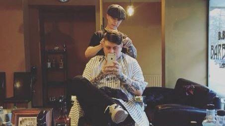 B. Borg & Co Barber Shop