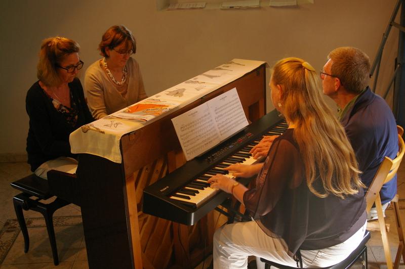 Oosters Pianolessen J C H M