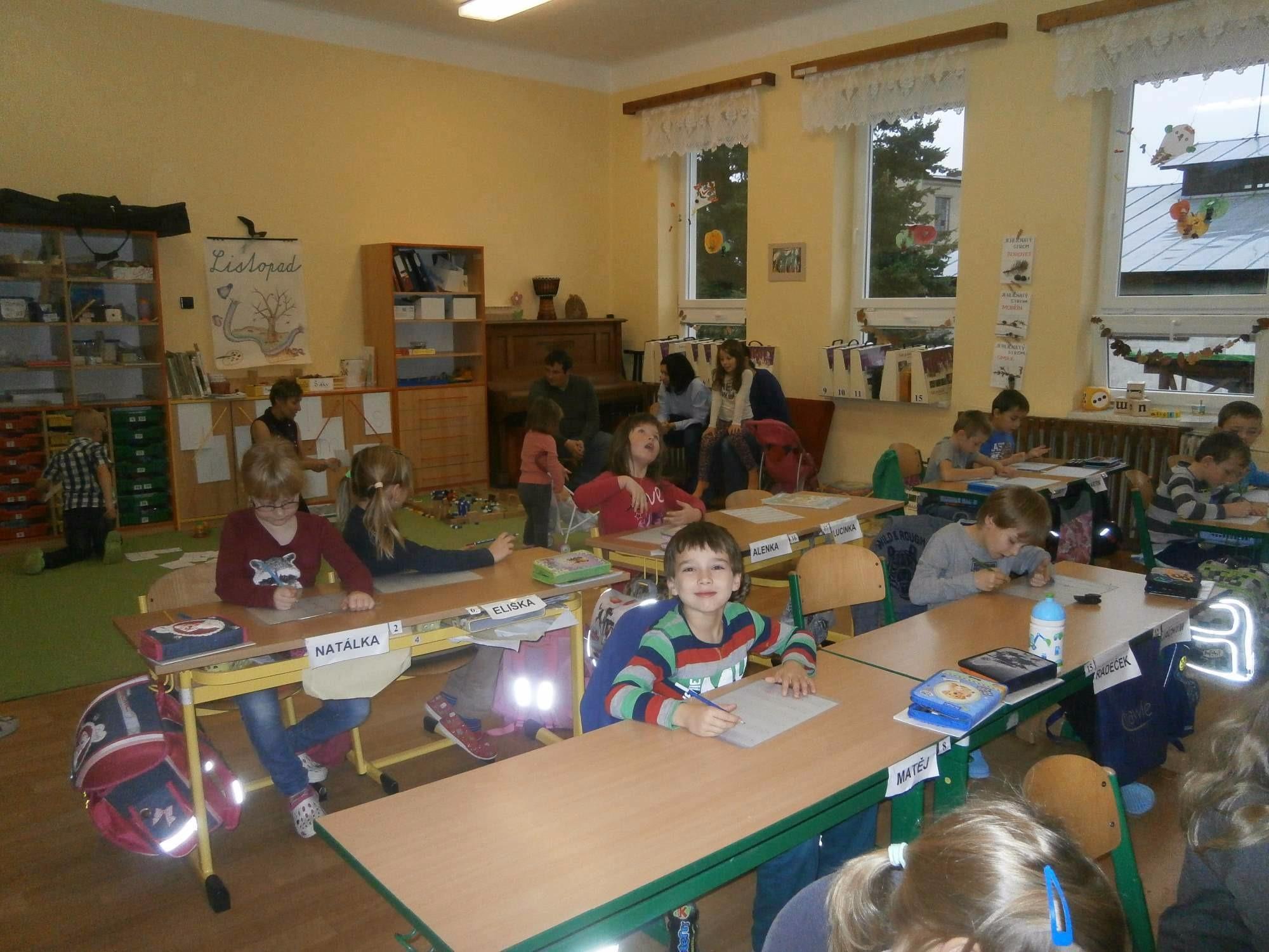 Základní škola a mateřská škola Okrouhlice, okres Havlíčkův Brod
