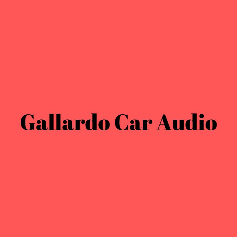GALLARDO CAR AUDIO