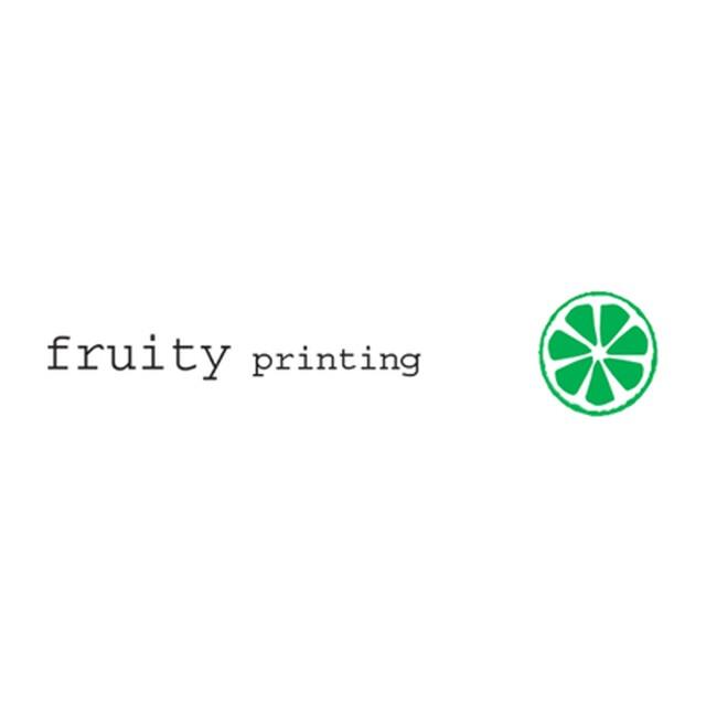 Fruity Printing