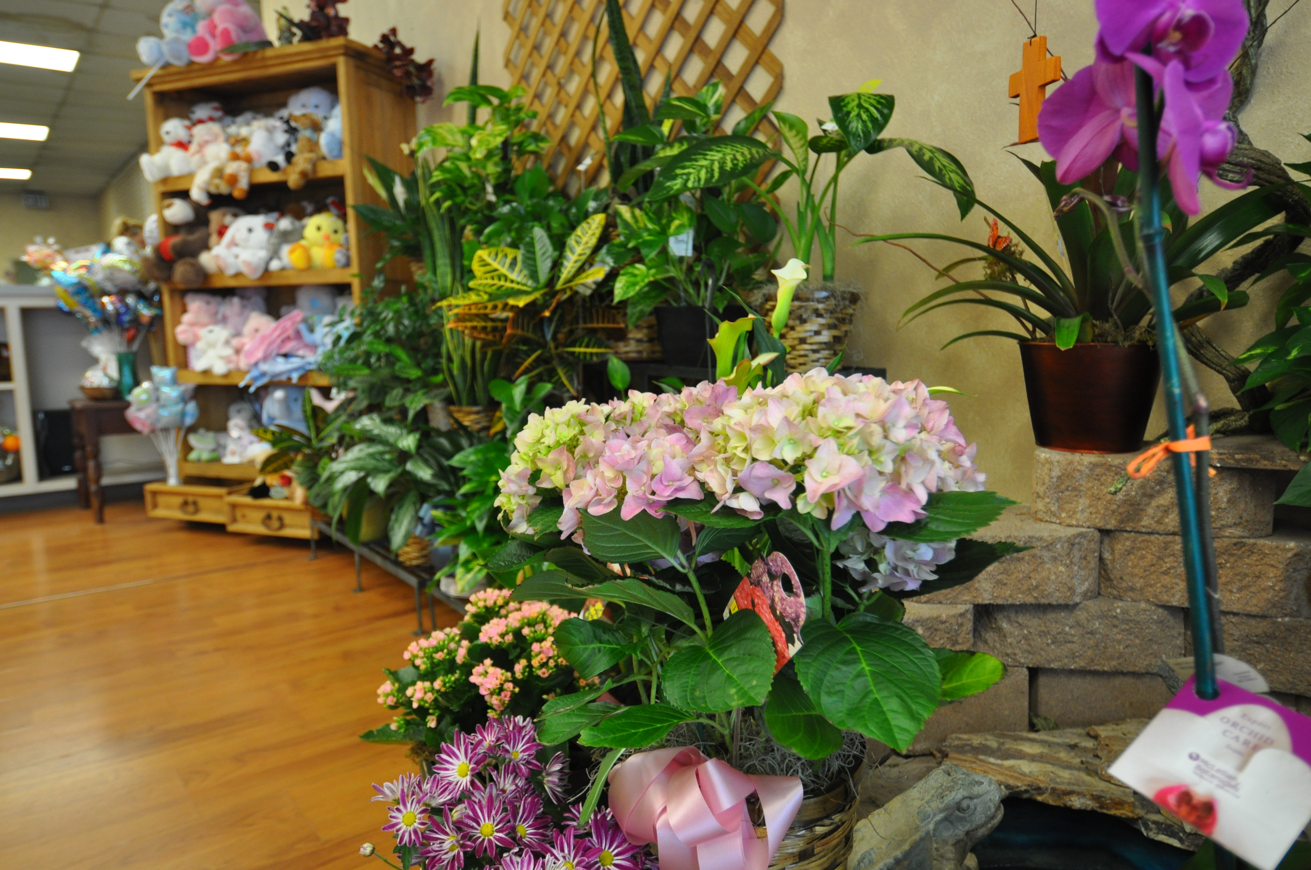 Peoples Flower Shops Downtown Location Albuquerque New Mexico NM LocalDa