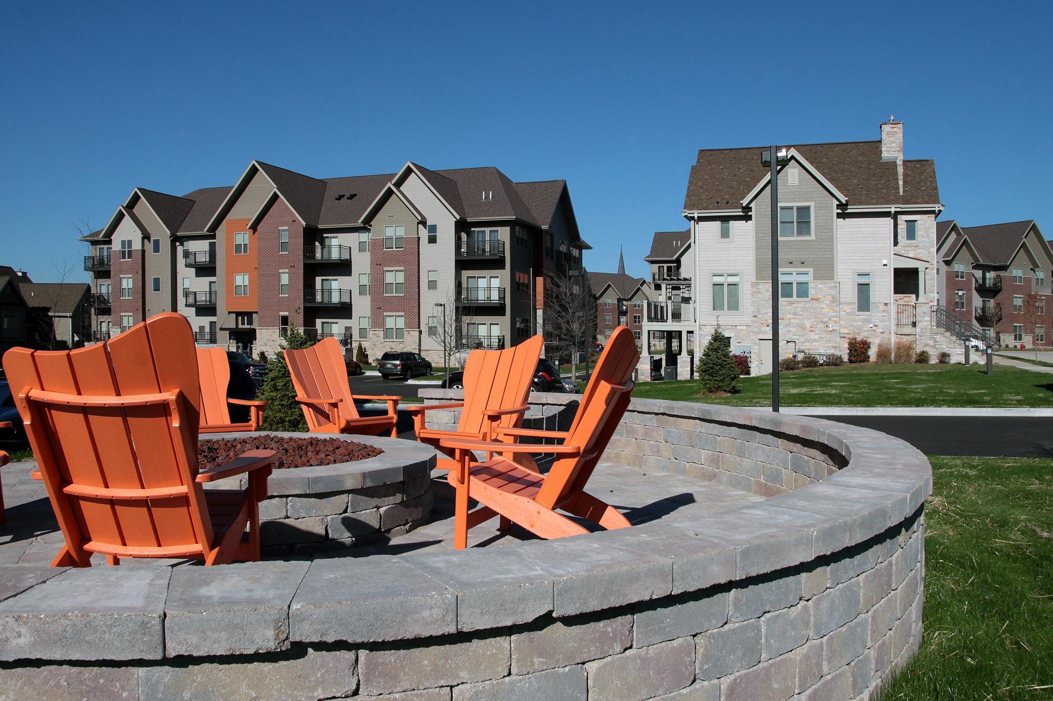 The Woodlands Apartments, Menomonee Falls Wisconsin (WI ...