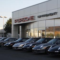 Porsche Of Fremont In Fremont Ca 94538