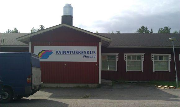 Rovaniemen Painatuskeskus Oy