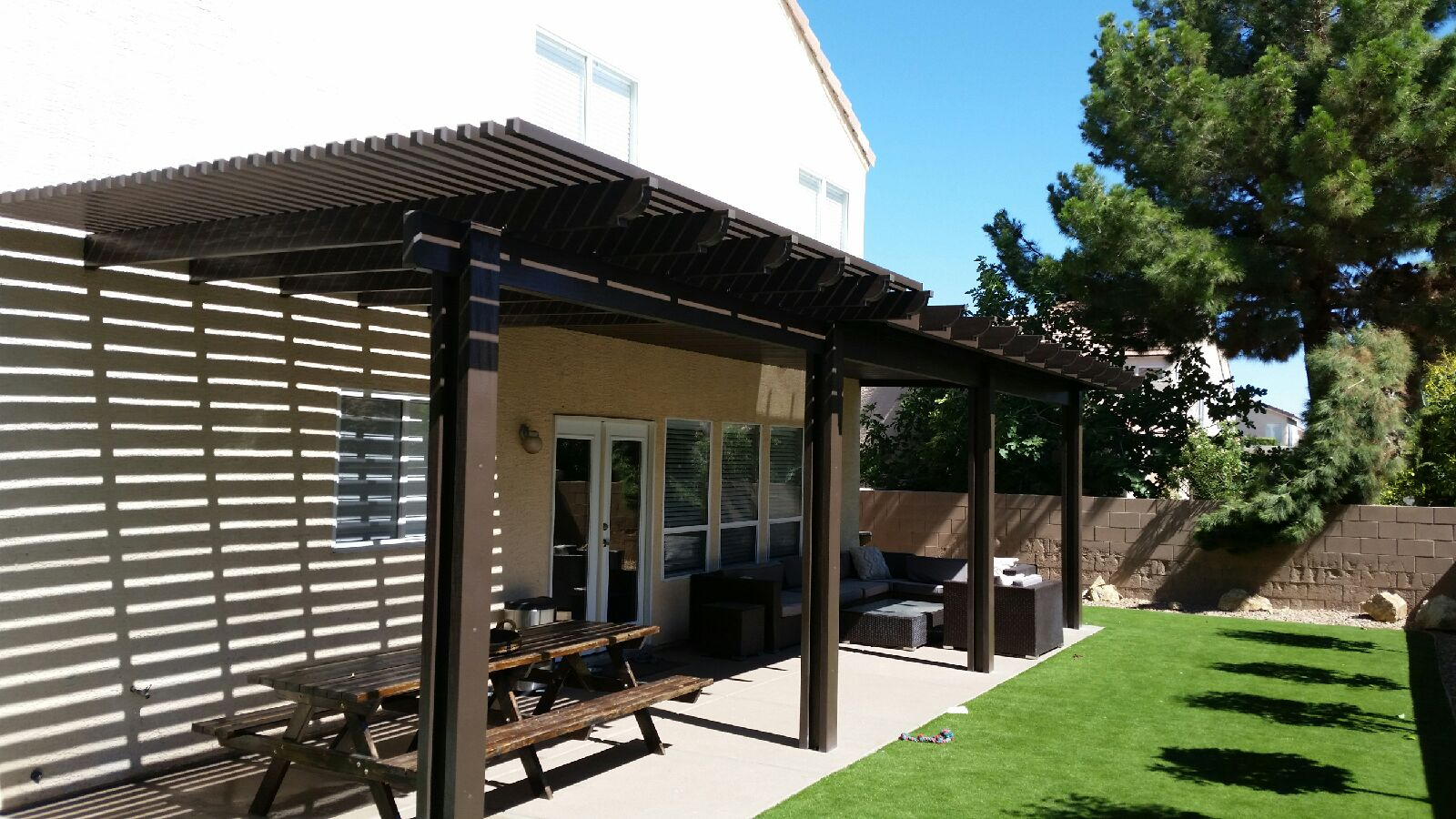 Ultra Patios Las Vegas Patio Covers Amp Bbq Islands Las