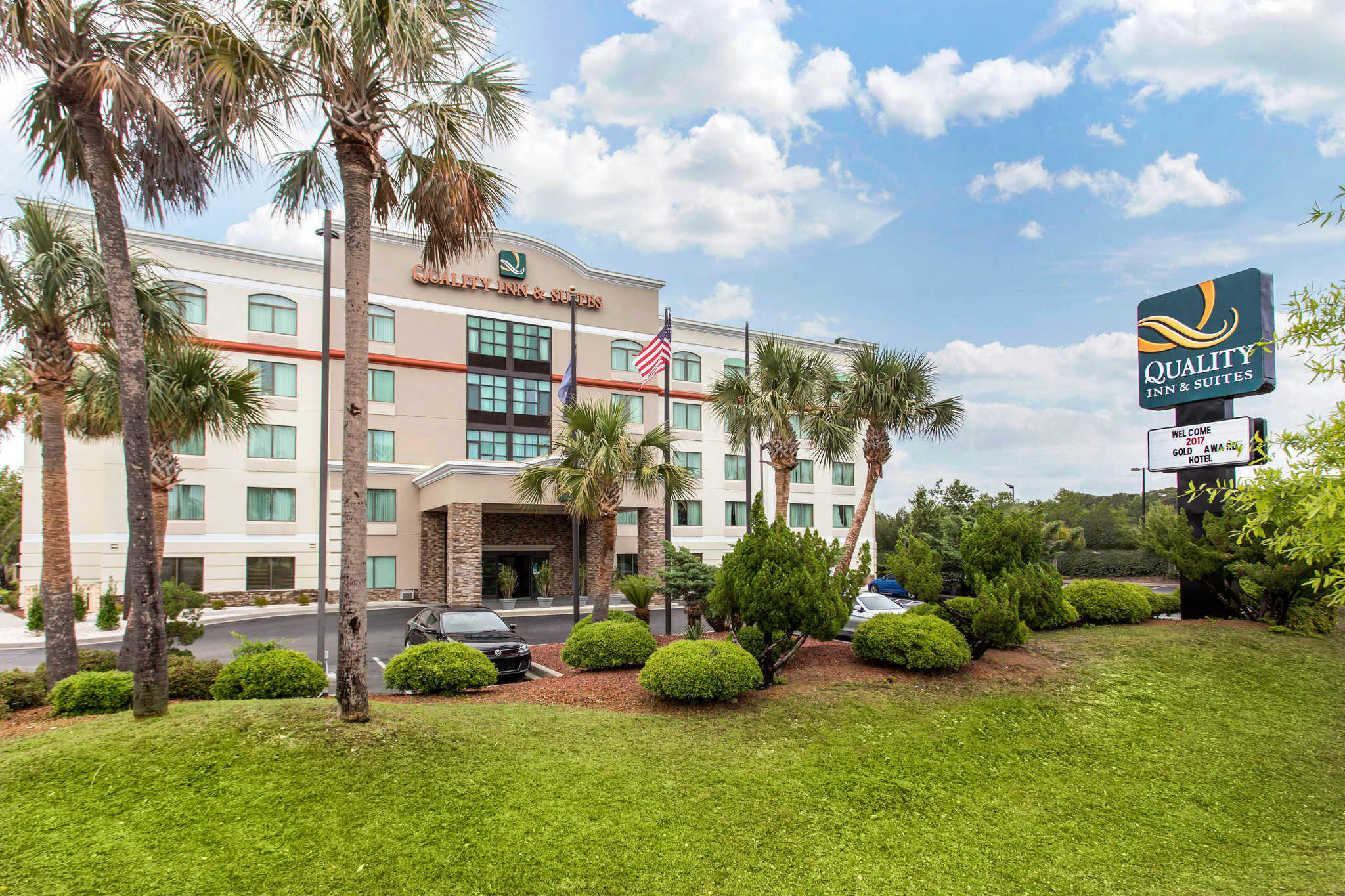 Quality Inn And Suites Myrtle Beach Sc